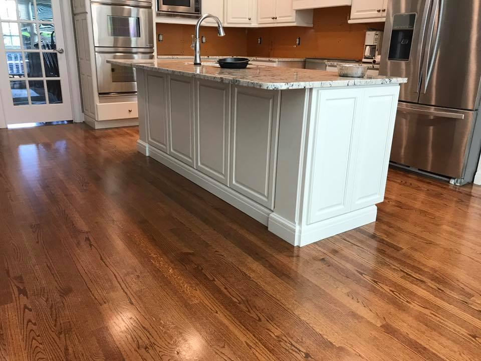Whittington Creek Refinish